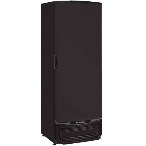 Refrigerador Vertical 570L Gelopar Turmalina GPTU-570C PR 127V  - ZIP Automação