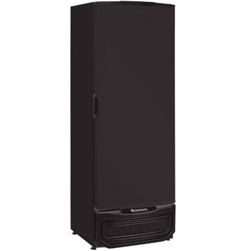 Refrigerador Vertical 570L Gelopar Turmalina GPTU-570C PR 220V  - ZIP Automação