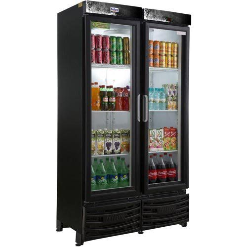 Refrigerador Expositor Vertical 675L Frilux Visacooler RF-006 Slin 220V  - ZIP Automação