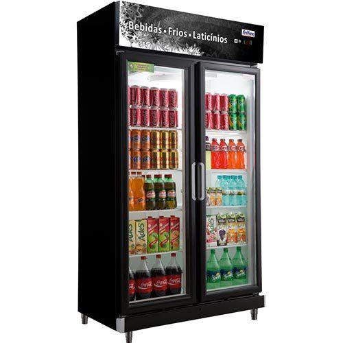 Refrigerador Expositor Vertical 770L Frilux Economic RF-020 220V  - ZIP Automação
