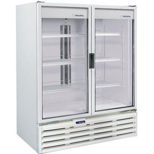 Refrigerador Vertical 1186L VB99R - Metalfrio  - ZIP Automação