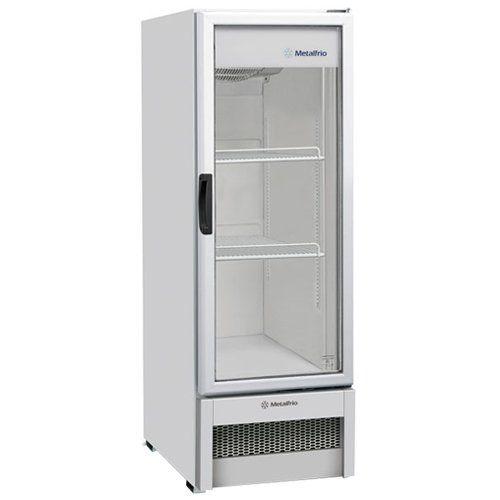 Refrigerador Vertical 276L VB25R - Metalfrio  - ZIP Automação