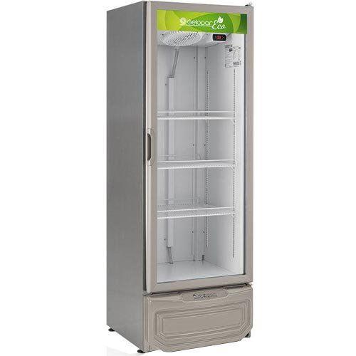 Refrigerador Expositor Vertical 414L Gelopar Ecológico GRV-40 ECO TI 220V  - ZIP Automação