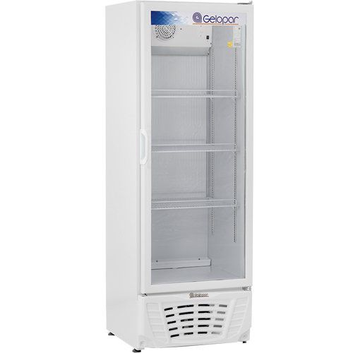 Refrigerador Expositor Vertical 414L Gelopar Turmalina GPTU-40 BR 220V  - ZIP Automação