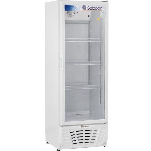 Refrigerador Expositor Vertical 414L Gelopar Turmalina GPTU-40 BR 127V  - ZIP Automação