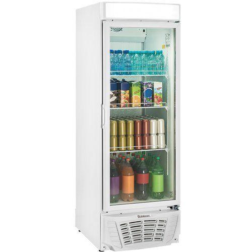 Refrigerador Vertical 570L GLDR-570AF BR - Gelopar  - ZIP Automação