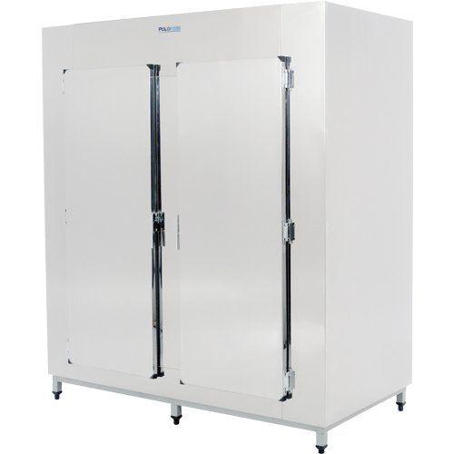 Refrigerador Vertical para Carnes 800kg - Polofrio  - ZIP Automação
