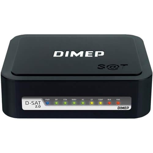 SAT Fiscal Dimep D-SAT 2.0  - ZIP Automação