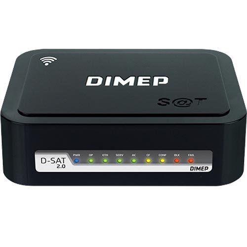 SAT Fiscal Dimep D-SAT 2.0 Wi-Fi  - ZIP Automação