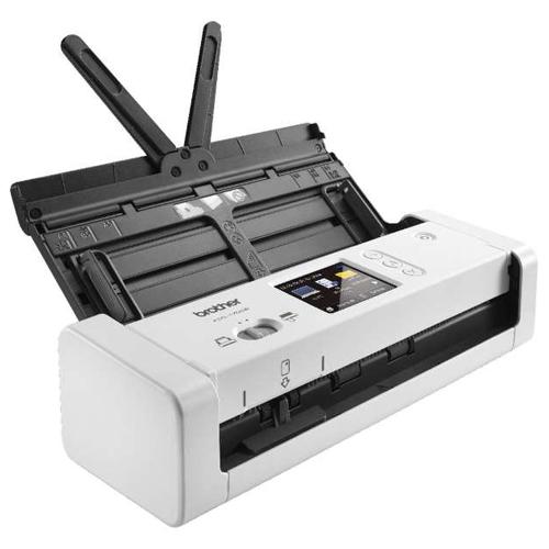 Scanner Brother ADS-1700W USB / Wi-Fi  - ZIP Automação