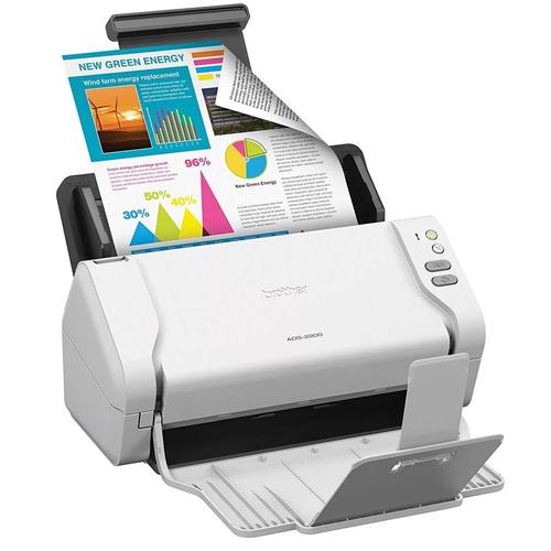 Scanner Brother ADS-2200 USB  - ZIP Automação