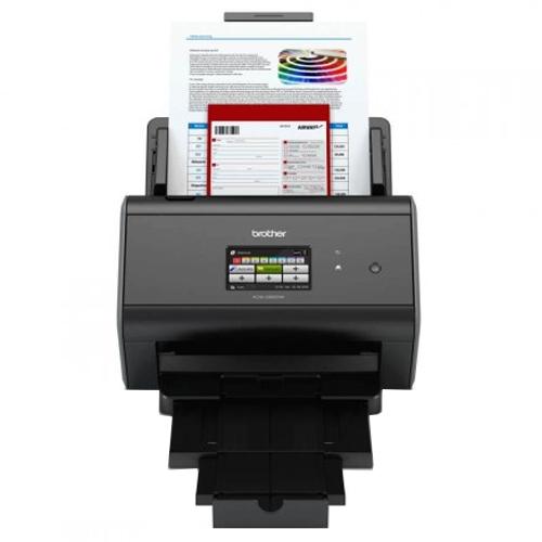 Scanner Brother ADS-2800W USB / Wi-Fi  - ZIP Automação