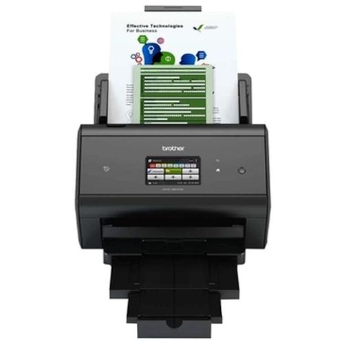 Scanner Brother ADS-3600W USB / Wi-Fi  - ZIP Automação