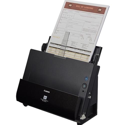 Scanner Canon DR-C225 II USB  - ZIP Automação