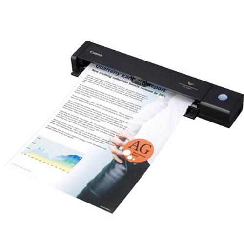 Scanner Canon P-208II USB  - ZIP Automação
