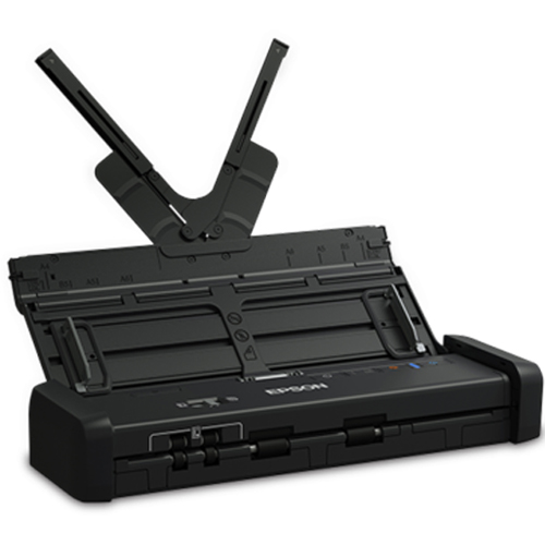 Scanner Epson WorkForce ES-200 USB  - ZIP Automação