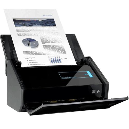 Scanner Fujitsu ScanSnap IX500 USB / Wi-Fi  - ZIP Automação