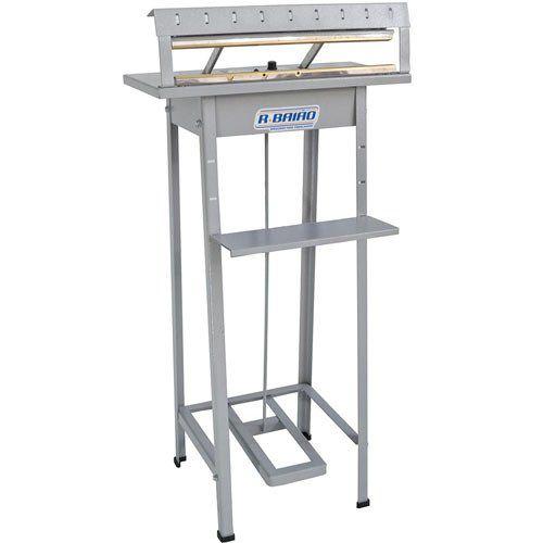 Seladora Datadora 2 Datas/Lote 40cm R.Baião Selodat Standard Plus Vertical Epóxi Bivolt  - ZIP Automação