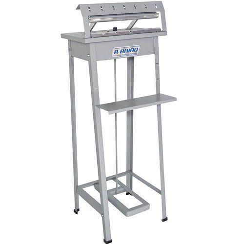 Seladora Datadora 1 Data/Lote 30cm R.Baião Selodat Standard Vertical Epóxi Bivolt  - ZIP Automação