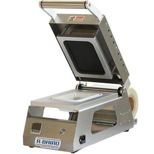 Seladora 14cm R.Baião de Bandeja SB-250 Inox 220V  - ZIP Automação