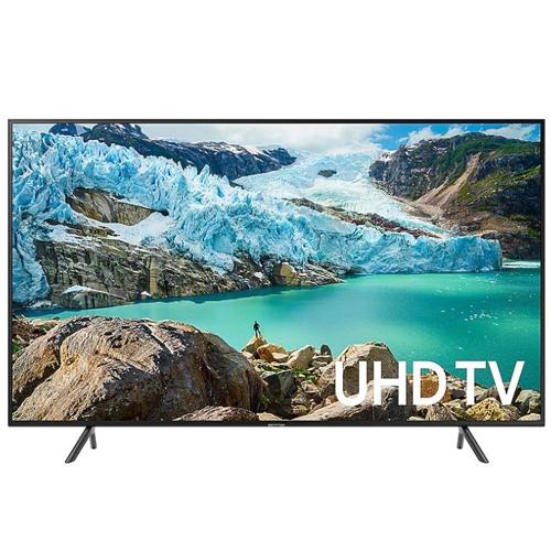 Smart TV LED 50 pol. 4K UHD Samsung 50RU7100  - ZIP Automação