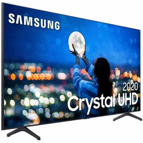 Smart TV LED 50 pol. 4K UHD Samsung LH50BETHVGGXZD  - ZIP Automação