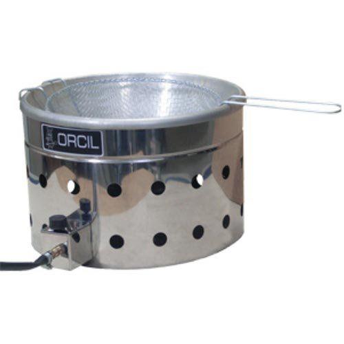 Tacho de Fritura a Gás Inox 7L Orcil TG7  - ZIP Automação