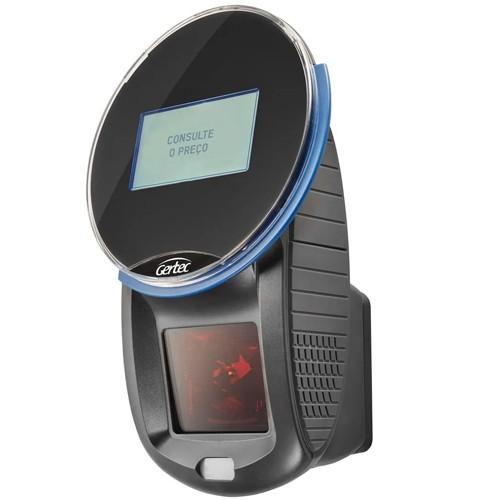 Terminal de Consulta Gertec TC 506 2D Wi-Fi  - ZIP Automação