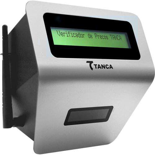 Terminal de Consulta Tanca VP-240W Wi-Fi  - ZIP Automação