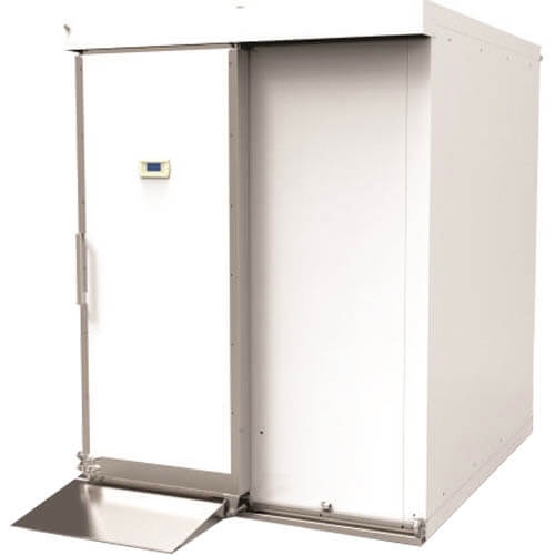 Túnel de Ultracongelamento UK 2C - Prática  - ZIP Automação