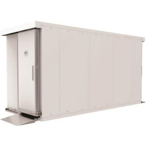 Túnel de Ultracongelamento UK 6C - Prática  - ZIP Automação