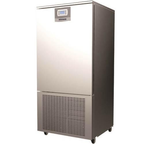 Ultracongelador Profissional 36kg UK 14 - Prática  - ZIP Automação