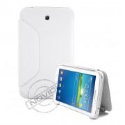 Capa Book Estojo para Samsung Galaxy Tab 3 7.0 - Cor Branca