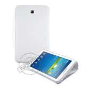 Capa Dobrável c/ Suporte para Samsung Galaxy Tab 3 7.0 - Cor Branca