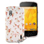 Capa Personalizada Cath Kidston para LG Nexus 4 E960 - Modelo 3