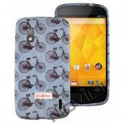 Capa Personalizada Cath Kidston para LG Nexus 4 E960 - Modelo 5