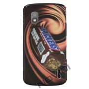 Capa Rígida Personalizada Chocolate para LG Nexus 4 E960