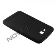 Capa de Silicone para Samsung Galaxy Tab 3 Lite T110 / T111 - Cor Preta