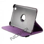 Capa para Tablet Personalizada Giratoria Samsung Galaxy TabPro 8.4 T320 - Cor Roxa