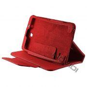Capa Smart Cover dobravél Samsung Galaxy Tab 4 7.0 T230 - Cor Vermelha