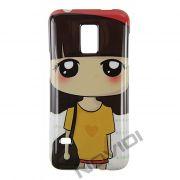 Capa Personalizada para Samsung Galaxy S5 Mini Duos SMG800 - Modelo 5