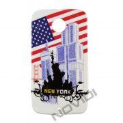 Capa Personalizada USA NYC para Motorola Moto X 2ª Geração