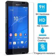 Película de vidro temperado Premium Glass para Sony Xperia Z3 Mini Compact