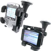 Suporte veicular com ventosa universal para celulares smartphones gps