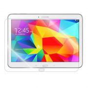 Kit com 2 Películas Protetoras Transparentes para Tablet Samsung Galaxy Tab 4 10.1 SM T530