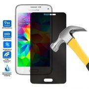 Película de Vidro Privacidade para Samsung Galaxy Grand Prime G530