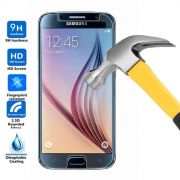 Película de Vidro Temperado Premium Glass para Samsung Galaxy S6