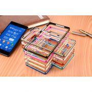 Bumper de alumínio Luxury para Sony Xperia Z3