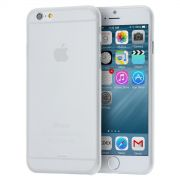 Capa em TPU Ultra Thin Fosca para Apple iPhone 6 (5.5) - Cor Transparente