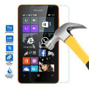 Película de Vidro Temperado Premium Glass para Microsoft Lumia 430